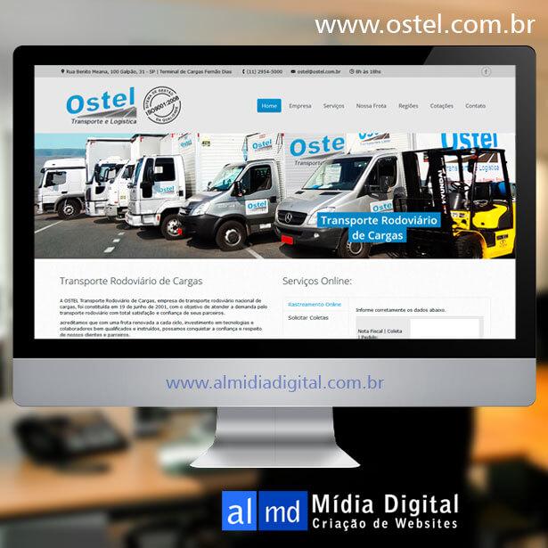 Ostel-Transporte-Rodoviario-De-Cargas